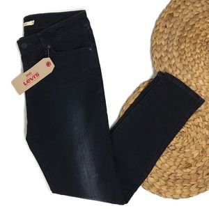 NWT Levi's 711 skinny jeans